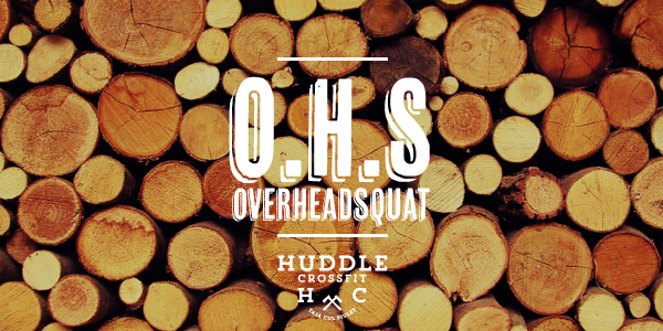 huddle crossfit overhead squat visual