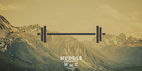 bilanciere visual weightlifting huddle crossfit