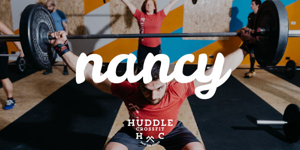 nancy visual huddle crossfit